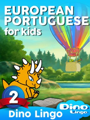 cover image of European Portuguese for Kids, Lesson 2
