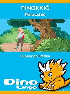 cover image of Pinokkió / Pinocchio