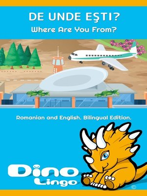 cover image of DE UNDE EŞTI? / Where Are You From?