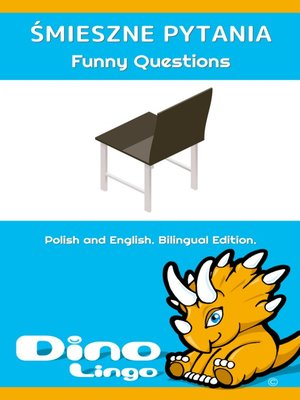 cover image of ŚMIESZNE PYTANIA / Funny Questions