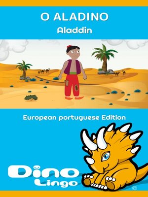 cover image of O ALADINO / Aladdin