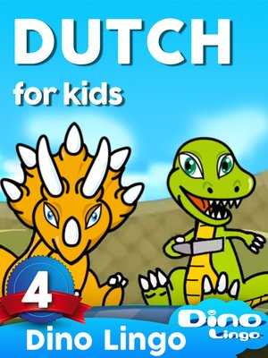cover image of Dutch for Kids, Lesson 4
