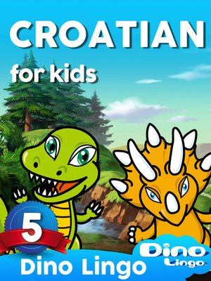 cover image of Croatian for Kids, Lesson 5