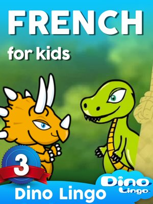 cover image of French for Kids, Lesson 3