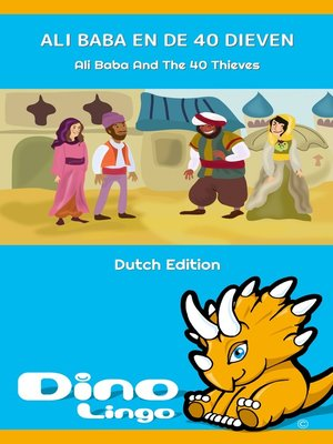 cover image of ALI BABA EN DE 40 DIEVEN / Ali Baba And The 40 Thieves