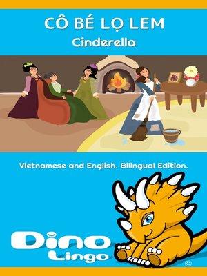cover image of CÔ BÉ LỌ LEM / Cinderella