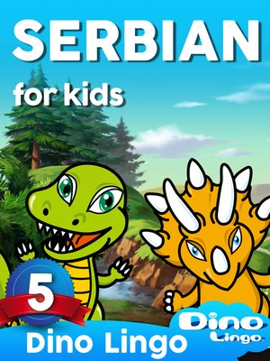 cover image of Serbian for Kids, Lesson 5
