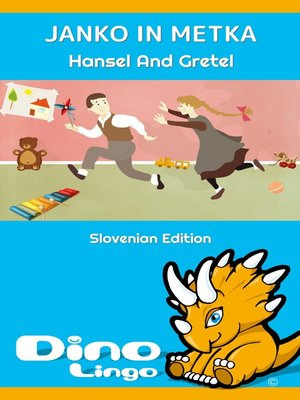 cover image of Janko in Metka / Hansel And Gretel