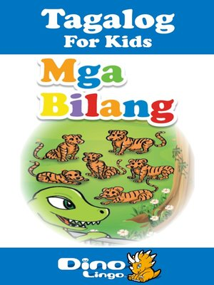 cover image of Tagalog for kids - Numbers storybook