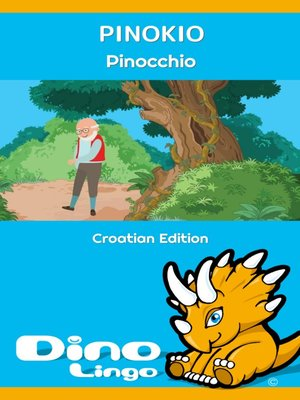cover image of PINOKIO / Pinocchio