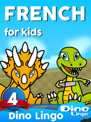 cover image of French for Kids, Lesson 4