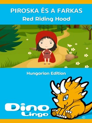 cover image of Piroska és a farkas / Red Riding Hood