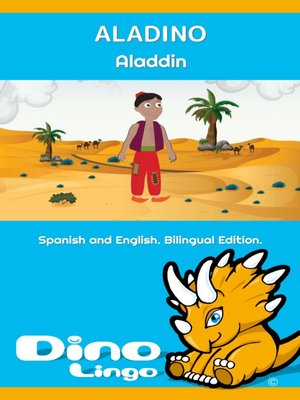 cover image of ALADINO / Aladdin
