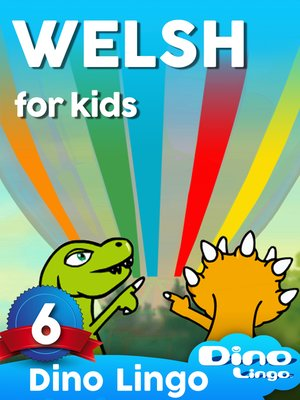 cover image of Welsh for Kids, Lesson 6