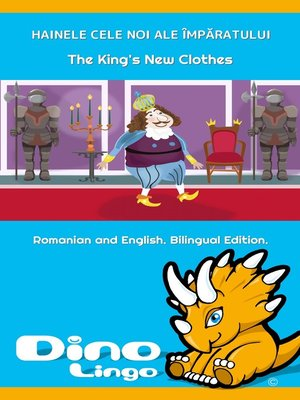 cover image of HAINELE CELE NOI ALE ÎMPӐRATULUI / The King's New Clothes