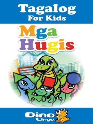 cover image of Tagalog for kids - Shapes storybook