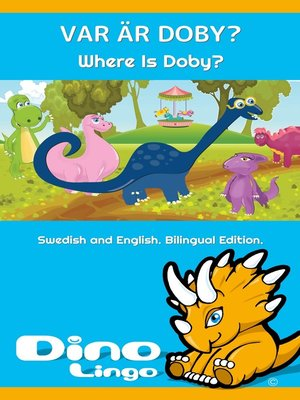 cover image of Var är Doby? / Where Is Doby?