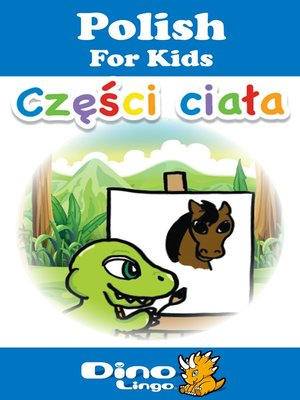 cover image of Polish for kids - Body Parts storybook