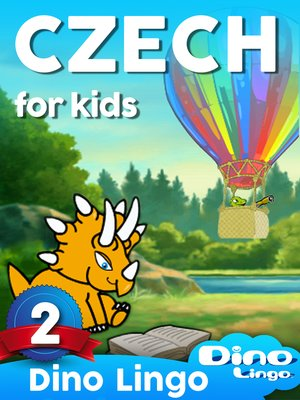 cover image of Czech for Kids, Lesson 2