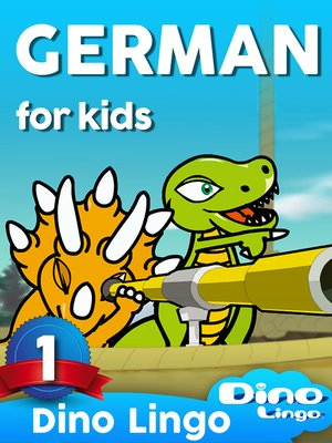 cover image of German for Kids, Lesson 1
