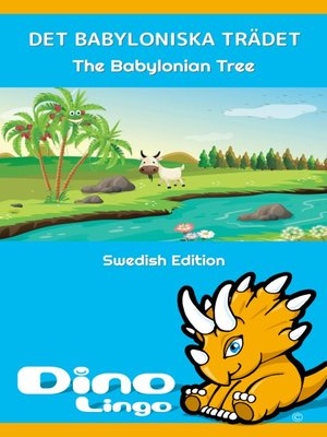 cover image of Det babyloniska trädet / The Babylonian Tree