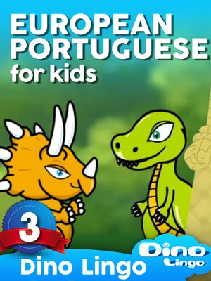 cover image of European Portuguese for Kids, Lesson 3