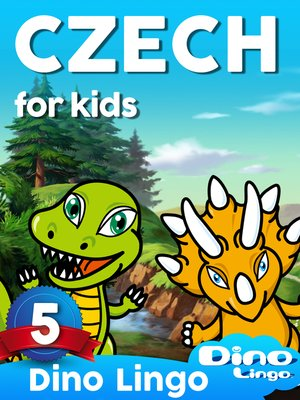 cover image of Czech for Kids, Lesson 5