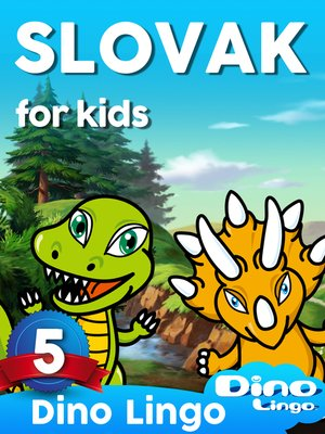 cover image of Slovak for Kids, Lesson 5