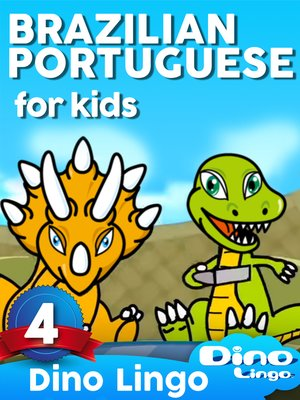 cover image of Portuguese for Kids, Lesson 4