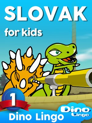 cover image of Slovak for Kids, Lesson 1