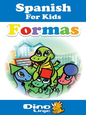 cover image of Spanish for kids - Shapes storybook