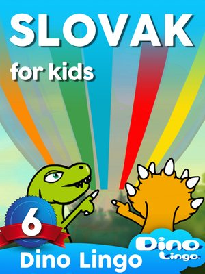 cover image of Slovak for Kids, Lesson 6