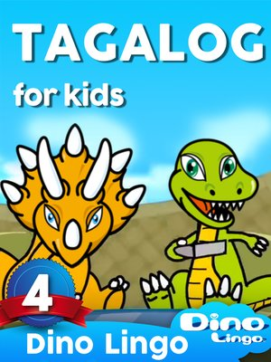cover image of Tagalog for Kids, Lesson 4