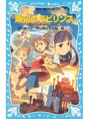 cover image of 海辺のラビリンス 摩訶不思議ネコ ムスビ(4): 本編
