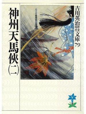 cover image of 神州天馬侠(二)