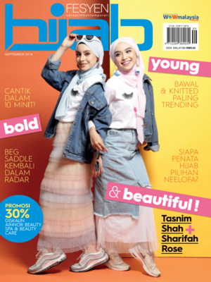 cover image of Hijab Fesyen