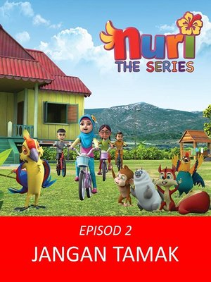 cover image of Nuri The Series