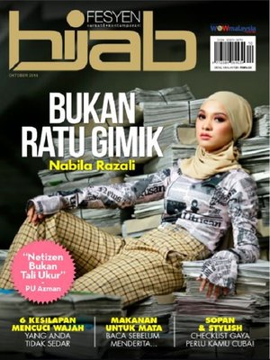 cover image of Hijab Fesyen