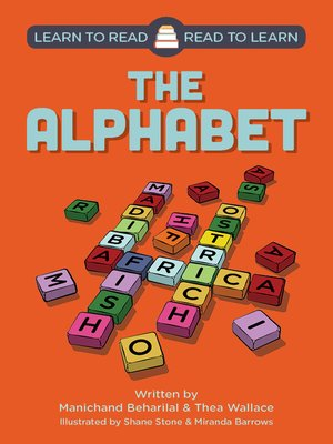 cover image of The Alphabet