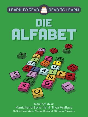 cover image of Die Alfabet