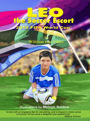 cover image of Leo the soccer escort