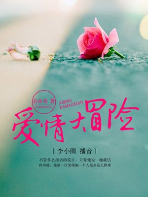 cover image of 爱情大冒险