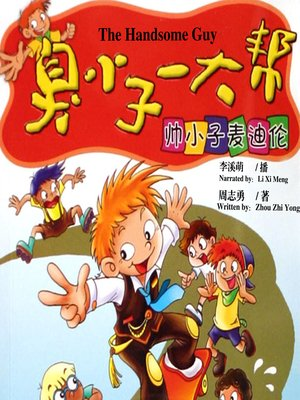 cover image of 帅小子麦迪伦
