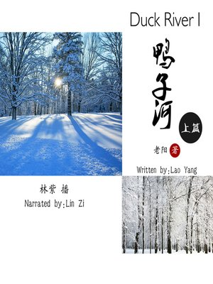 cover image of 鸭子河·上篇
