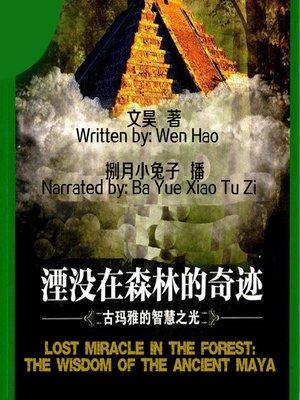 cover image of 湮没在森林的奇迹