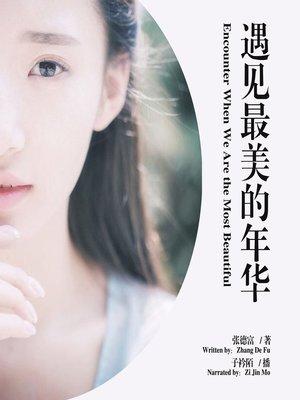 cover image of 遇见最美的年华