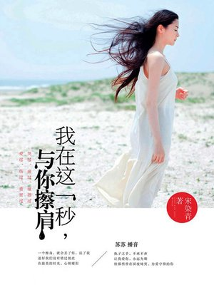 cover image of 我在这一秒,与你擦肩