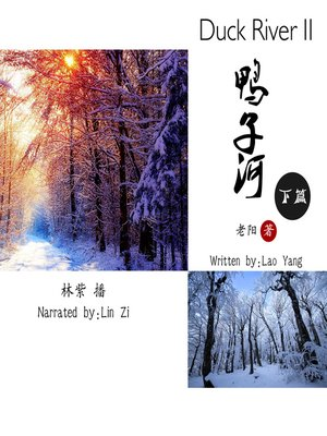 cover image of 鸭子河·下篇