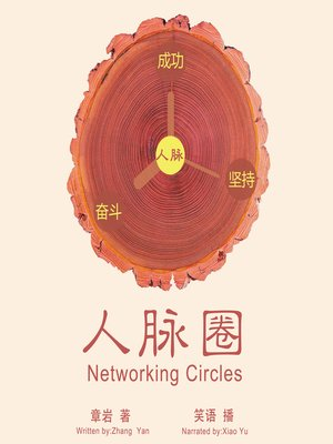 cover image of 人脉圈