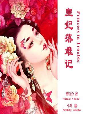 cover image of 皇妃落难记